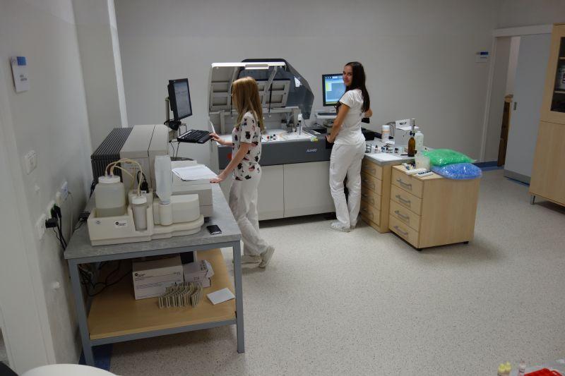 819b80238 Kežmarská nemocnica postavila nové laboratórium a zrekonštruovala časť  nemocnice | Nemocnica Dr.Vojtecha Alexandra v Kežmarku