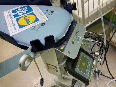 Nemocnica Dr.Vojtecha Alexandra v Kežmarku má k dispozícii modernú resuscitačnú jednotku pre novorodencov