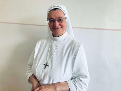 """V kežmarskej nemocnici pomáha rehoľná sestra: """"Niekedy mám pocit, že sa tu spája nebo so zemou."""""""