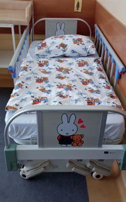 Novorodenecké a Detské oddelenie kežmarskej nemocnice má nové postieľky