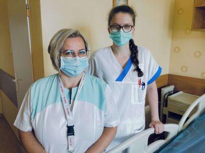 Projekt Deň s vedúcou sestrou priniesol ovocie. Kežmarská nemocnica má novú posilu