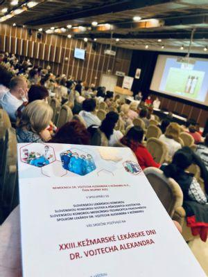 Dva dni, 100 lekárov, 300 sestier a 58 prednášok. Vysoké Tatry privítali zdravotníkov zcelého Slovenska